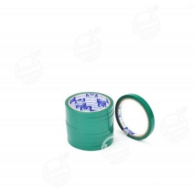 เทปรัดปากถุงสีเขียว 9MM*45Y (Blue Phoenix)