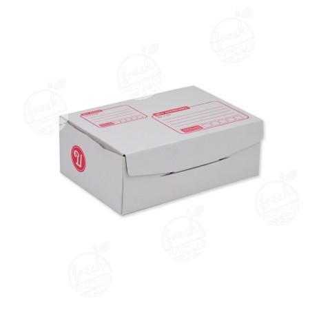 กล่องไปรษณีย์ไดคัท ข  17 x 25 x 9 CM