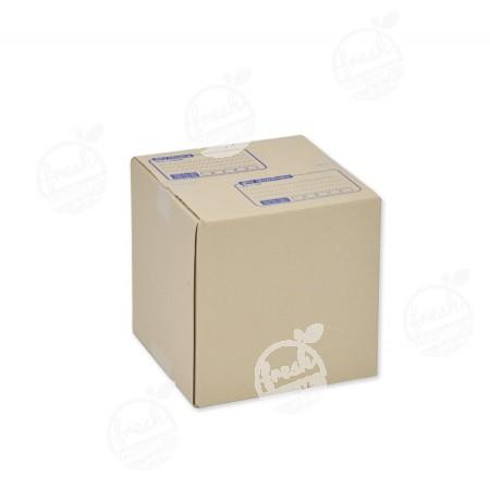 กล่องไปรษณีย์ฝาชน 6 x 6 x 6 นิ้ว