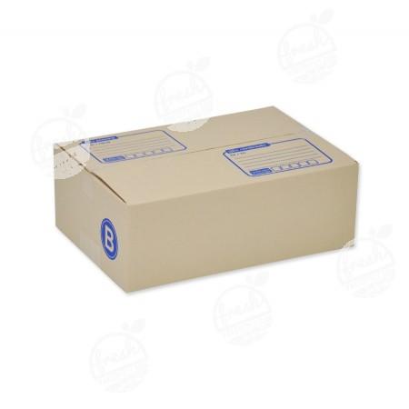 กล่องไปรษณีย์ฝาชนแบบ B  17 x 25 x 9 CM