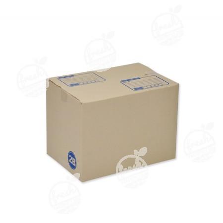 กล่องไปรษณีย์ฝาชนแบบ 2B  17 x 25 x 18 CM