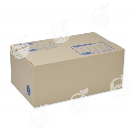กล่องไปรษณีย์ฝาชนแบบ E  24 x 40 x 17 CM
