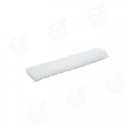 ตาข่ายเส้นเล็ก S สีขาว 5 x 24 cm (@100R1000)