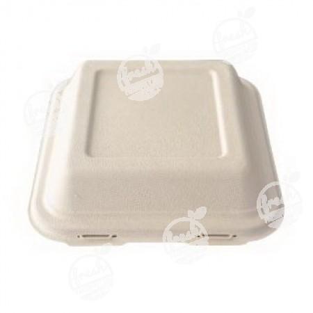 """กล่องอาหาร  Gracz 8"""" /1000 ml. (ห่อ)"""