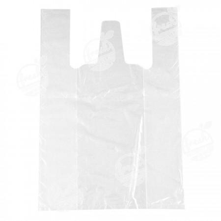 ถุงหิ้วใสผ่านน้ำ LLDPE ขนาด 15 x 22 นิ้ว (ห่อ)