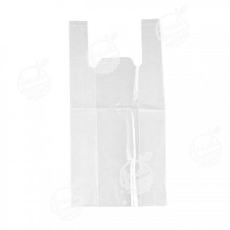 ถุงหิ้วใสผ่านน้ำ LLDPE ขนาด 9 x 18 นิ้ว (ห่อ)