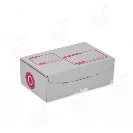 กล่องไปรษณีย์ไดคัท 0  11.5 x 17 x 6 CM