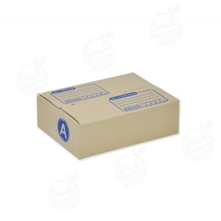 กล่องไปรษณีย์ฝาชน แบบ A 14 x 20 x 6 CM