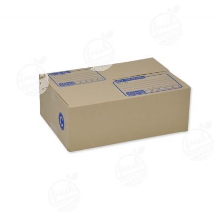 กล่องไปรษณีย์ฝาชนแบบ C  20 x 30 x 11 CM