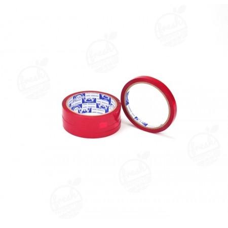 เทปรัดปากถุงสีแดง 9MM*45Y (Blue Phoenix)