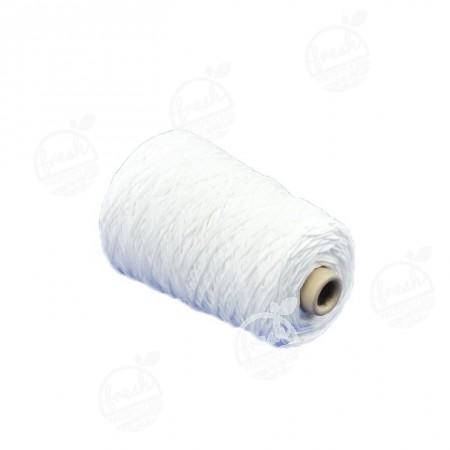เชือกเกลียวขาว#18 กรอแกน(0.5 Kg)