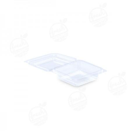 """กล่องเบเกอรี่ใส-ล็อค OPS """"M300HL"""" (100 PCS/PACK)"""