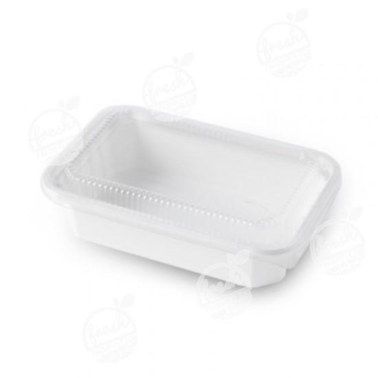 กล่องไฮบริดเยื่อธรรมชาติเฟสท์ 600 ml. HM001(ห่อ)